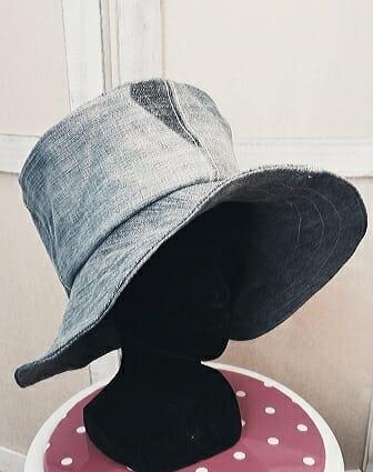 chapeau fait main